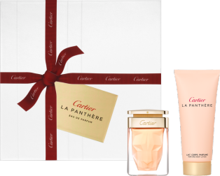 La Panthère gift set - 50 ml Eau de Parfum & 100 ml perfumed body lotion