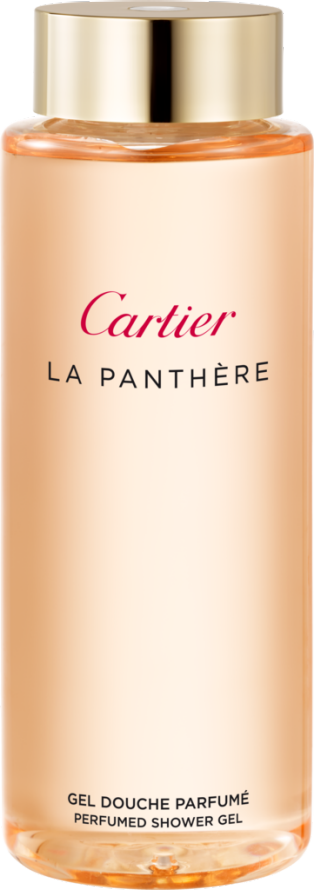 La Panthère shower gel