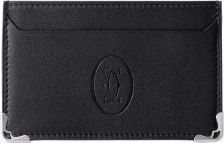 outlet store 71053 16f6c CRL3001367 - Must de Cartier Small Leather Goods, card holder ...