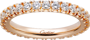 Cartier Destinée wedding ring