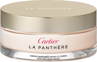 La Panthère perfumed body cream